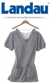 Landau Scrubs and Medical Uniforms on PellaScrubs.com and at Pella Scrubs Store