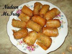 Iraqi dessert, Znood elset زنود الست