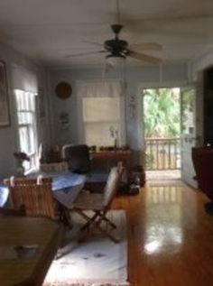 **St. Augustine Apt; $85/night; close to beach**  Apartment in Saint Augustine, United States. Let this unique 1 bdrm/1 bath (w/ claw-footed tub) apartment provide the relaxation and comfort you should expect when on vacation. The bedroom has a new comfy queen-sized mattress and the red recliner in the living room has the potential to lull ...