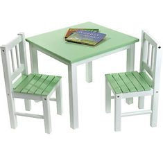Kids Small Table and Chair Set