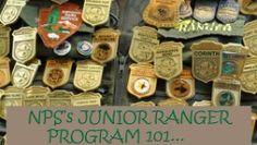 Jr Ranger program 101...