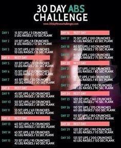30 day abb challenge