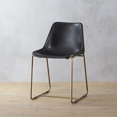 Find modern dining chairs as dashing as the table itself. Shop online for chairs and benches in modern upholstery such as velvet, leather and rattan. Black Leather Dining Chairs, Black Leather Chair, Leather Bar Stools, White Dining Chairs, Kitchen Chairs, Living Room Chairs, Accent Chairs, Bar Chairs, Lounge Chairs