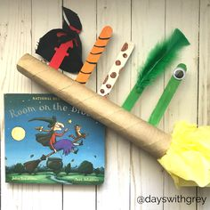 Room on the Broom Days with Grey