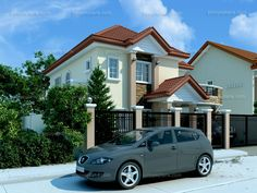 my plan Beste Haus Design Philippinen Luxus-Ideen Choosing Between Gazebo Kits and Gazebo Plans Gett Two Storey House Plans, 2 Storey House Design, House Front Design, Small House Design, Modern House Design, Plans Architecture, Architecture Magazines, Amazing Architecture, Free House Plans