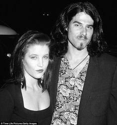 """Danny Keough married Lisa Marie Presley, the daughter of Elvis Presley at the Church of Scientology in West Hollywood on October 3, 1988. Keough is a Scientologist, and met Lisa at the Scientology Celebrity Centre. Keough and Presley spent a 3-month honeymoon on a cruise in the Caribbean, on a yacht owned by Church of Scientology, the SMV Freewinds. Scientology publicists said they were accompanied on the ship by Scientology celebrities including Chick Corea, and Olympic gymnast Charles…"