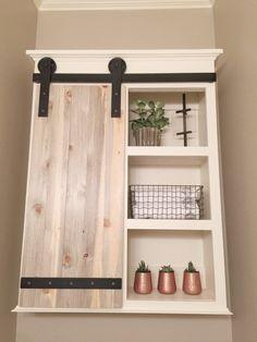 Armoire portes coulissantes Kit de matériel pour Cabinet Shanty2Chic Plans bricolage