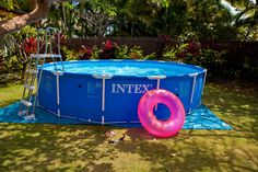 Comment monter une piscine tubulaire intex ultra silver - Piscine tubulaire ou autoportee ...