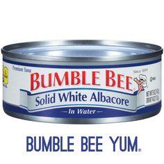 White Albacore | Best Solid White Albacore Tuna In Water Recipe On Pinterest