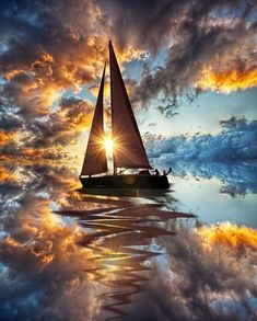[New] The Best Photography (with Pictures) This is the 10 best photography today. According to photography experts, the 10 all-time best. Beautiful Sunset, Beautiful World, Beautiful Places, Beautiful Pictures, Wonderful Places, Landscape Photography, Nature Photography, Sailboat Art, Sailboats