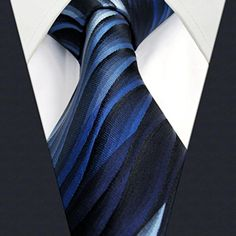 Shlax&Wing Ripple Blue New Men Design Necktie Ties Wedding Graduated Color  http://www.yourneckties.com/shlaxwing-ripple-blue-new-men-design-necktie-ties-wedding-graduated-color/