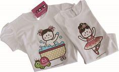 Nova coleção t-shirts | Atelier da Nonö