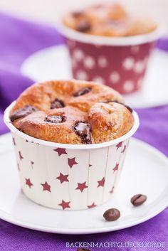 Protein Muffins ohne Zucker