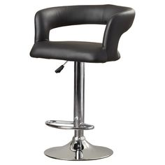 Found it at Wayfair - Adjustable Height Swivel Bar Stool with Cushion