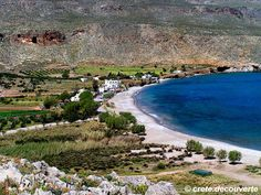 Kato Zakros, Crete