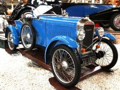 Amilcar CC Amilcar was a French automobile manufactured from 1921 to 1939.