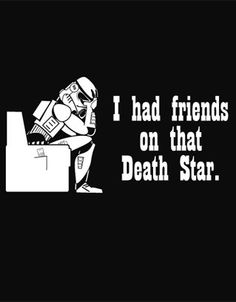 bahahaha sorry i just laughed out loud; mainly because I have to read about stars in astro & ive seen all the starwars haha.