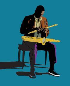 John Coltrane - Keith Henry Brown