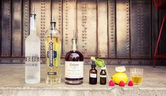Coveteur-Approved Summer Cocktails http://www.thecoveteur.com/summer-cocktail-recipes/