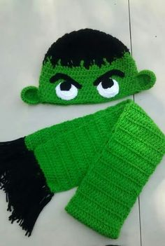 22 Best Hulk Crochet images  99fc4e31d29