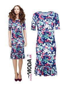 Úpletové šaty SL31