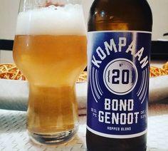 Treating myself to some good Dutch beer  @KompaanBier