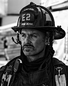 City of San José Fire Department - People © 2000 - 2013 craig allyn rose photography