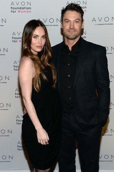 Megan Fox & Brian Austin Green Split: Their Good time HD Photos
