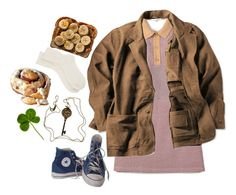 """""""explorer"""" by stelthomas on Polyvore featuring Carven, Johnstons of Elgin, Tiffany & Co. and Converse"""
