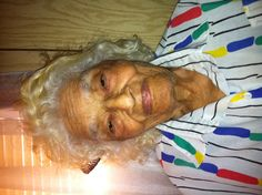 My 100 year old Aunt Hettie My Portfolio, Aunt, Ronald Mcdonald