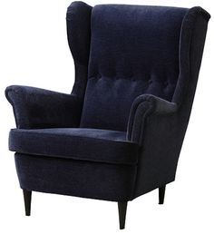 nice old fashioned looking armchair from Ikea - good nursing chair also