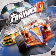 Formula D   Board Game   BoardGameGeek