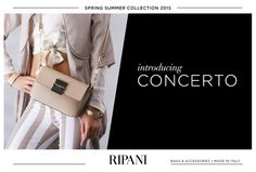 Spring Summer Collection 2015 - model CONCERTO #feedyourstyle #cute #fashionable