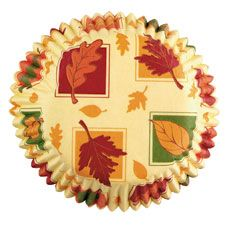 Autumn Leaves Baking Cups Wilton Cake Decorating, Cake Decorating Tools, Wilton Cakes, Seasons Of The Year, Cupcake Liners, Baking Cups, Autumn Leaves, Fall, Kitchen Things