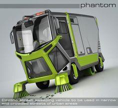 Phantom by Muzaffer Koçer at Coroflot.com