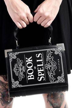Killstar - Book Of Spells Handbag