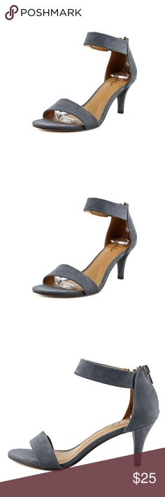 19ddf77af48d Style   Co. Paycee Suede Open Toe Ankle Straps Style   Co. Paycee Suede