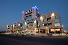 The Lansmore Masa Square in Gaborone, Botswana