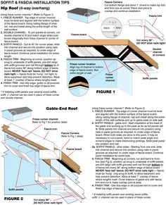 vinyl siding installation instructions