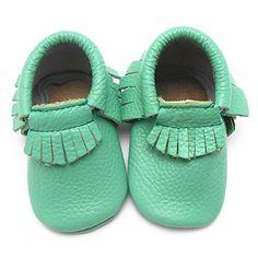 Sayoyo Baby Light Green Tassels Soft Sole Leather Baby Sh... https://www.amazon.com/dp/B00WLZJ1LQ/ref=cm_sw_r_pi_dp_yIOCxbKXZFKY0