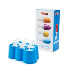 Zoku® Fish Pop Molds