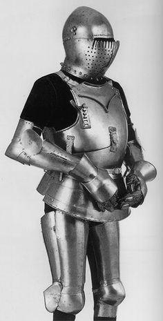 1410 - 1415 Churburg (Italy) CH 18, composite, master O and master T Helmet - Milano, Bazarino di Trezzo?, 1425 - 1430, Churburg CH 18