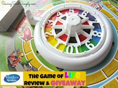 Saving Said Simply: Hasbro Game of LIFE Review + Giveaway