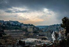 Roman Theatre, Amman, Jordan ♡