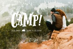 CAMP! Workshop  // ICELAND! June 6-10th in one of the most wild places out there.  Two nights in a rad home, and two nights camping in front of waterfalls and glacial lakes! Come join Katch Silve and Ben Sasso for 5 days of education, adventure, and a ton of awesome. Only 10 spots available! CAMP! Iceland is sponsored by one of my sponsors, Lowepro, and is featured in Rangefinder Magazine in this month! So rad!