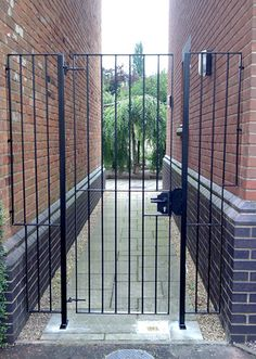 1000 Images About Small Metal Gates On Pinterest