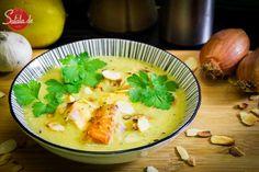 Chicorée-Creme-Suppe - Suppe mal ganz anders. Viel Aroma, super gesund und extrem lecker. Egal ob als Vorspeise oder Hauptgang!