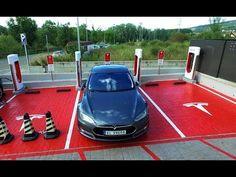 Viaje de 2650 km con un coche eléctrico Tesla Model S - MasQmotor