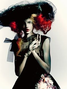 Les plus beaux clichés de Paolo Roversi exposés au Vogue Photo Festival à Milan | Vogue