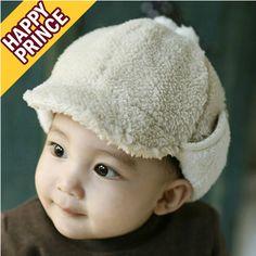 「ベビー 帽子 冬」の画像検索結果